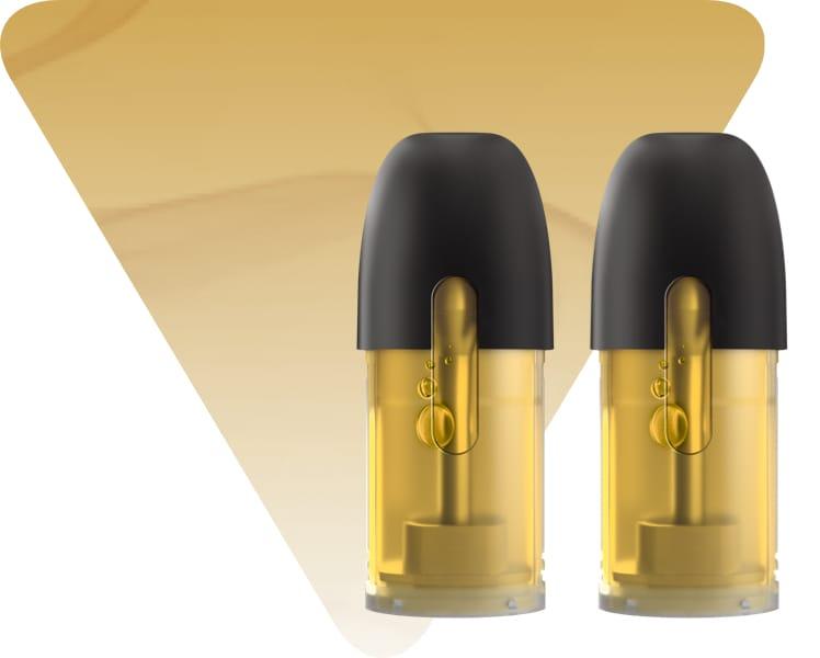 myblu™ Gold Leaf Liquidpod