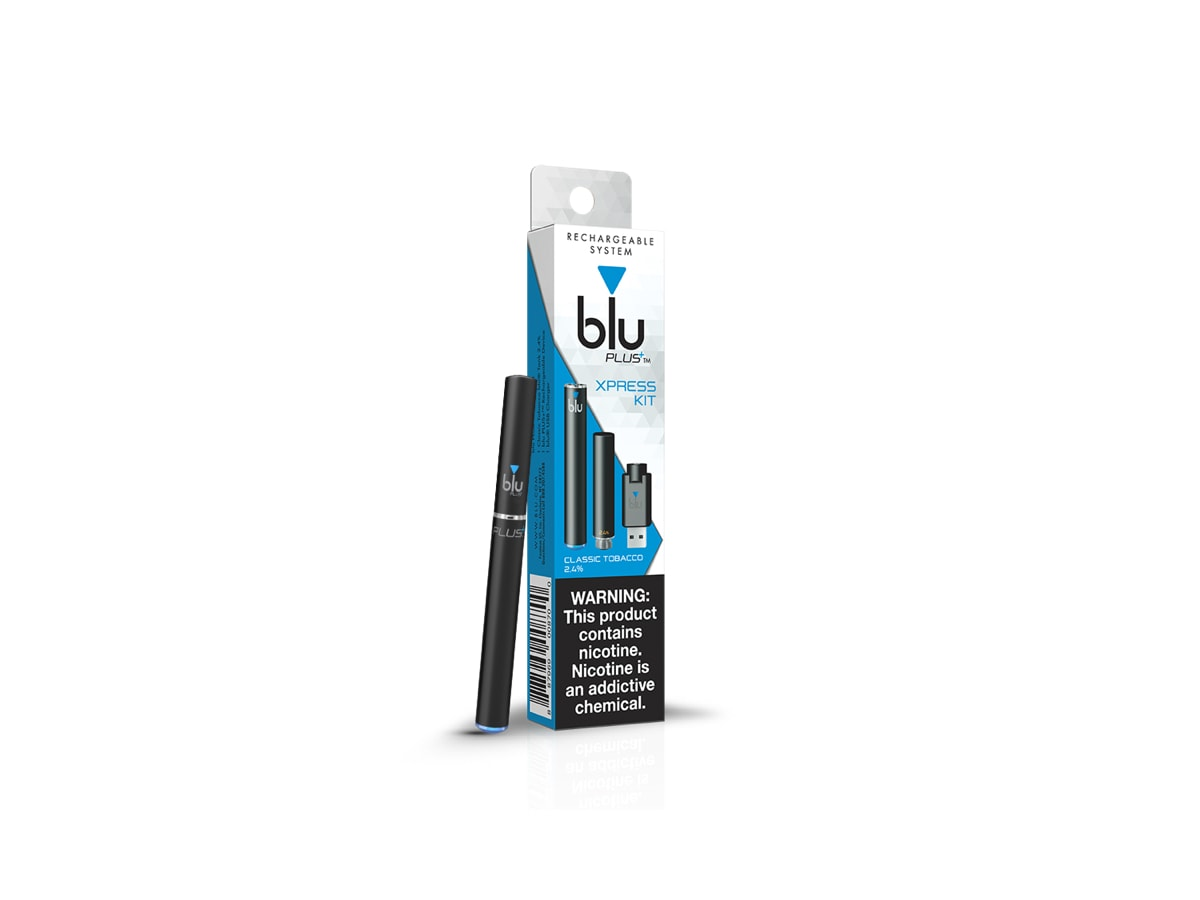 blu PLUS+™ Xpress Kit