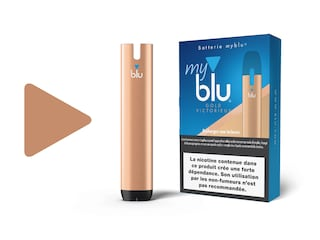 E-cigarette *my*blu - batterie seule - or