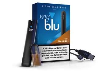 Kit e-cigarette myblu™