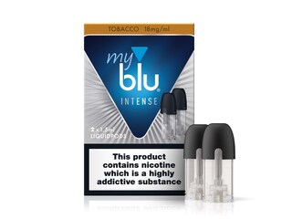 myblu™ Intense Liquidpod Tobacco Flavour - 18mg/ml