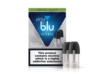 myblu™ Intense Liquidpod Menthol Flavour - 18mg/ml