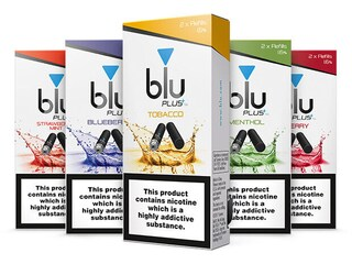 blu PLUS+ Tobacco™ Tank Cartridge Refill Small-2| blu®