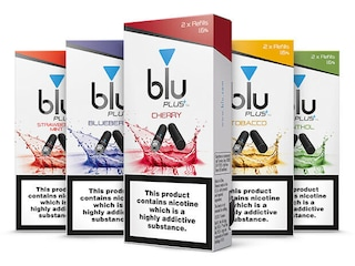 blu PLUS+ Cherry™ Cartridge Refill Small-2| blu®