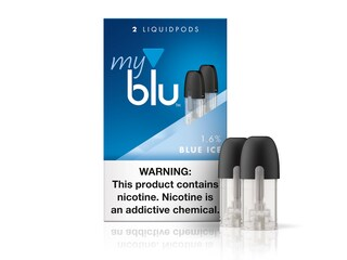 myblu™ Blue Ice Liquidpod - 1.6%