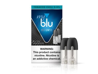myblu™ Tobacco Chill Intense Liquidpod