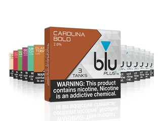 blu PLUS+ Carolina Bold™ E-Liquid Small-2| blu®