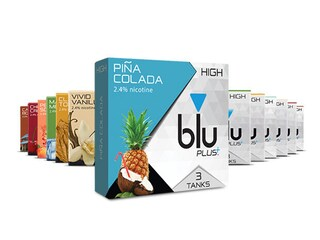 blu PLUS+ Pina Colada™ E-Liquid Small-2| blu®