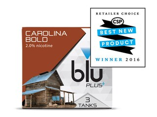 blu PLUS+ Carolina Bold™ E-Liquid Medium-1| blu®