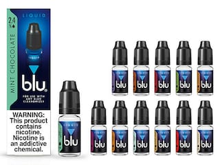 blu® Mint Chocolate E-Juice Small-2| blu®