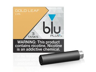 blu PLUS+ Gold Leaf™ E-Liquid Large-1| blu®