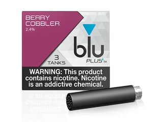 blu PLUS+ Berry Cobbler™ E-Liquid Medium-1| blu®