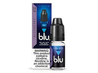 blu® Blueberry E-Juice Large-1| blu®