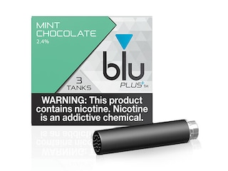 blu PLUS+ Mint Chocolate™ E-Liquid Small-1| blu®