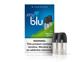 myblu™ Green Apple Liquidpod