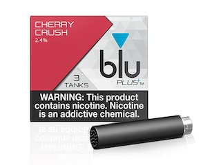 blu PLUS+ Cherry™ E-Liquid Large-1| blu®