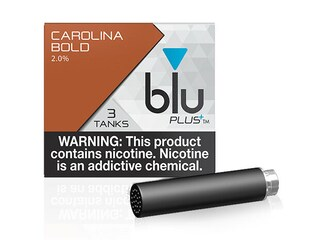 blu PLUS+ Carolina Bold™ E-Liquid Small-1| blu®