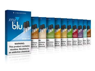 myblu™ Blue Ice Liquidpod