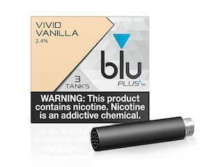 blu PLUS+ Vanilla™ E-Liquid Large-1| blu®
