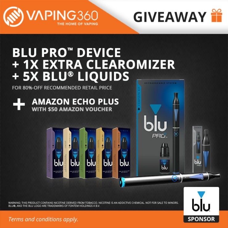 blu and Vaping360 Giveaway_Competitions_Blog_header Image | blu