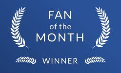 blu's Latest Fan Of The Month Winner