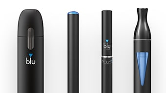E-Cigs, Disposable Vape Pens & Vaping Kits | blu®