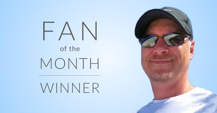 An image of Craig, blu's latest Fan Of The Month