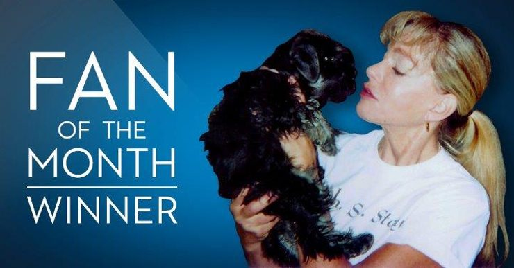 blu's Latest Fan Of The Month: October | blu
