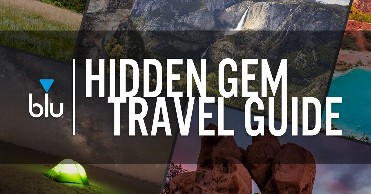 10 Spectacular Hidden Gem Locations In The US