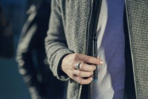 blu Pro - an advanced vape device ideal for quitting smoking in October