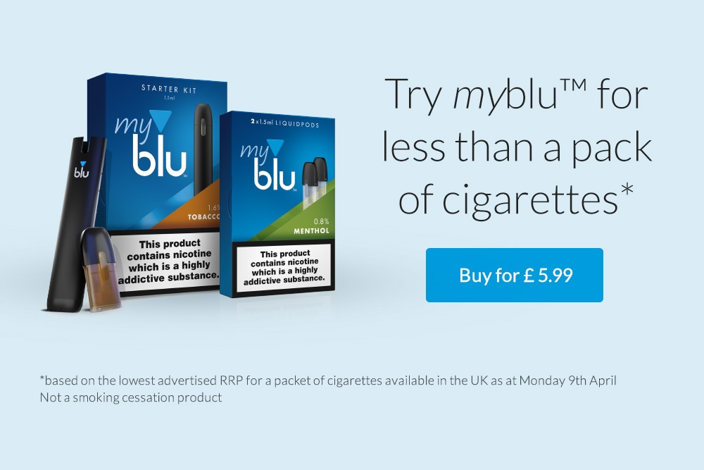 My Blu Banner Image | blu UK