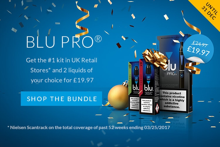 blu e-cigarettes & vaping kits | blu UK