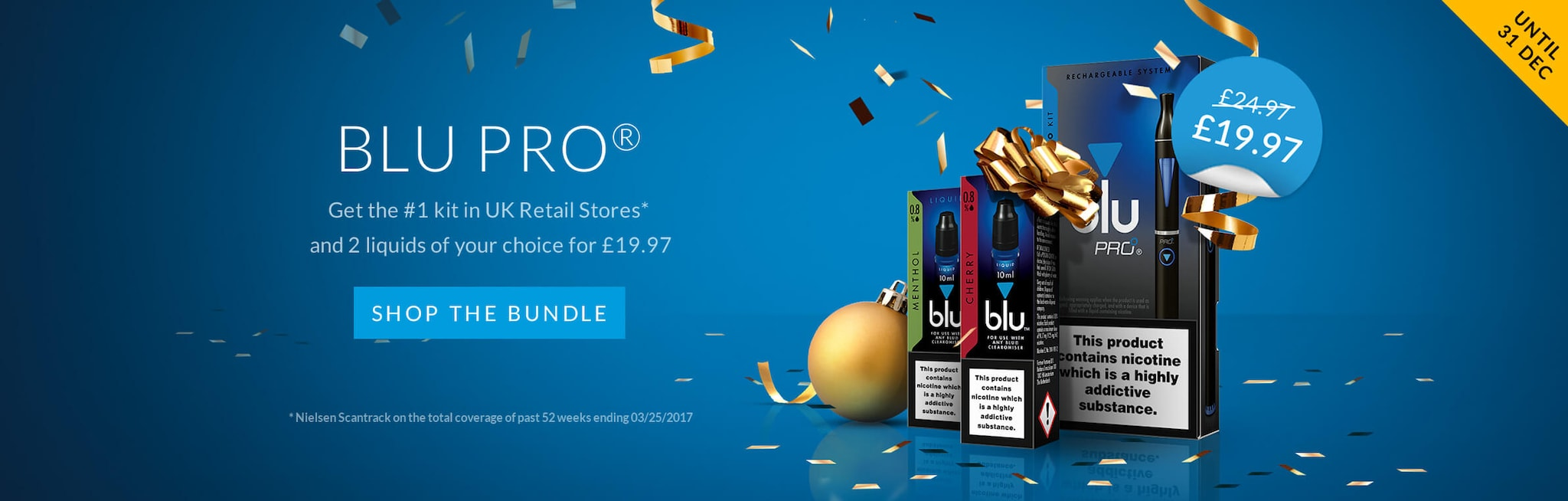 blu e cigarettes, e-liquids & vaping kits | blu UK