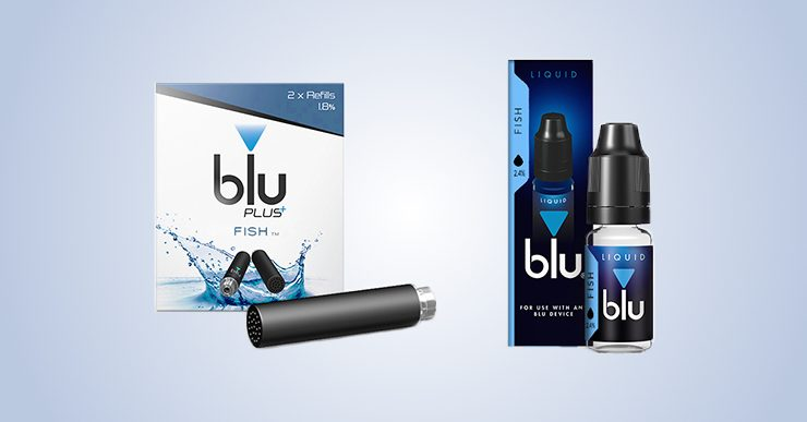 An image showing the flavours announced on April Fools day by blu