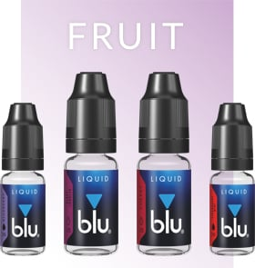 Fruit_How To Choose Your Next E-Liquid Flavour & Nicotine Strength_Blog_Header Image | blu