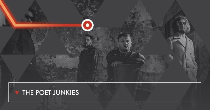 Gig Map Header Image The Poet Junkies | blu