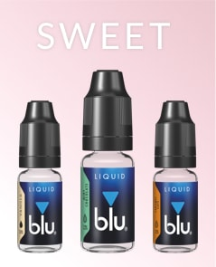 Sweet_How To Choose Your Next E-Liquid Flavour & Nicotine Strength_Blog_Header Image | blu