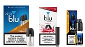 blu e-cigarette | navigation | blu UK