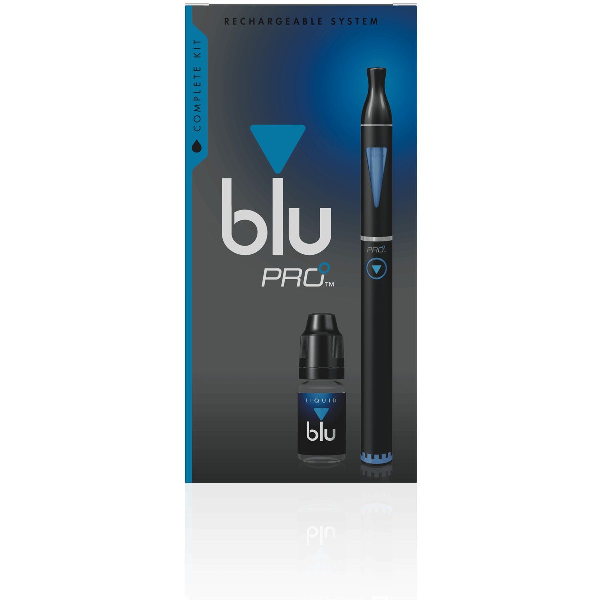 blu® PRO™ Kit | Vaping Kit- Medium | blu®