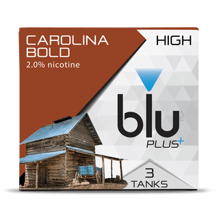 blu PLUS+ Carolina Bold™ Tank Cartridge Refill Medium-1| blu®
