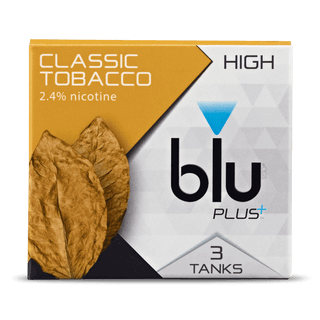 blu PLUS+ Tobacco™ Tank Cartridge Refill Medium-1| blu®